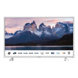 TV 40 SHARP LC-40FI3222EW 100HZ