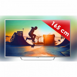TV 65 PHILIPS 65PUS6412 800HZ 4K SMART TV WIFI BT