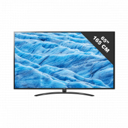 TV 65 LG 65UM7450 1600HZ 4K SMART TV WIFI BT