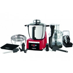 ROBOT CUISEUR MAGIMIX 18904 COOK EXPERT 900W ROUGE