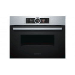 FOUR COMPACT + MO BOSCH CMG636BS1 SERIE 8 45L 3600W INOX