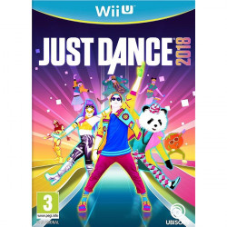 WII U - JUST DANCE 2018 VF