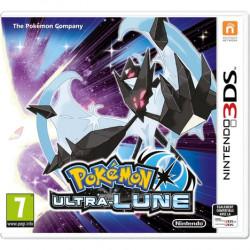 3DS - POKEMON ULTRA LUNE VF