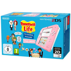 CONSOLE PORTABLE 2DS + TOMODACHI LIFE