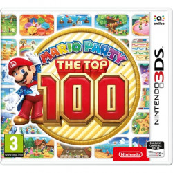 3DS - MARIO PARTY THE TOP 100TH VF