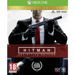 XBOX ONE - HITMAN DEFINITIVE EDITION VF