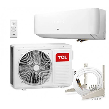 CLIMATISEUR TCL SPLIT 9000BTU INVERTER 220V/60HZ R410A