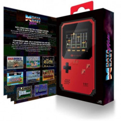 CONSOLE PORTABLE MY ARCADE PIXEL CLASSIC DAT EAST ROUGE