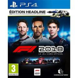 PS4 - F1 2018 VF