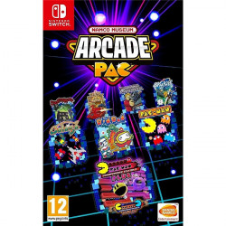 SWITCH - NAMCO MUSEUM ARCADE PAC