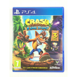PS4 - CRASH BANDICOOT TRILOGY 2.0 VF
