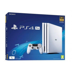 CONSOLE SONY PS4 PRO 1TO BLANCHE ***NEW***