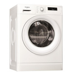 LAVE LINGE FRONTAL 7KG WHIRLPOOL FWF71483W2FR 1400T A+++ BLANC