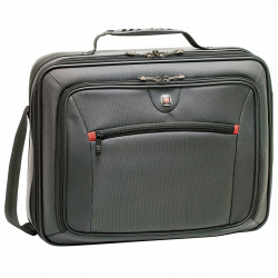 "SACOCHE PORTABLE 15.6"" WENGER INSIGHT NOIR"