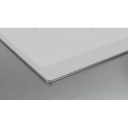 TABLE DE CUISSON INDUCTION SIEMENS EX652FEB1F 4F MODULABLE BLANC