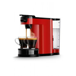 CAFETIERE PHILIPS SENSEO SWITCH HD6592/81 ROUGE