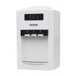 FONTAINE A EAU OCEAN WD135T 3 ROBINETS TABLE TOP