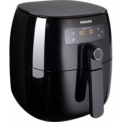 FRITEUSE PHILIPS HD9641/90 AIRFRYER 0.8KG NOIR