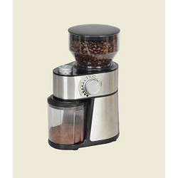 MOULIN A CAFE KITCHENCHEF KSMC265230B 230G INOX BROSSE