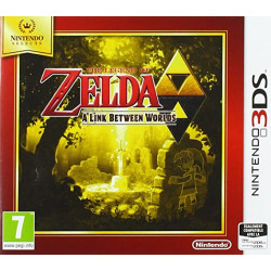 3DS - LEGEND OF ZELDA A LINK BETWEEN WORLDS