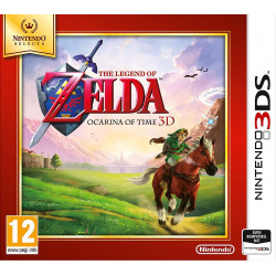 3DS - LEGEND OF ZELDA OCARINA OF TIME SELECT VF
