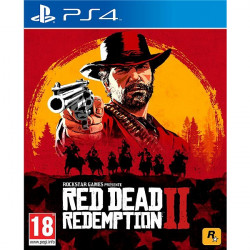 PS4 - RED DEAD REDEMPTION 2  VF