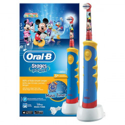 BROSSE A DENT ORAL B STAGES POWER KIDS