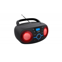 RADIO CD BIGBEN CD61NUSB LED USD NOIR