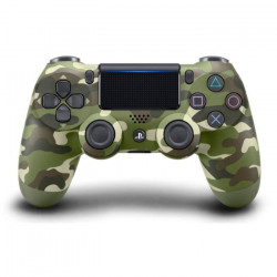 PS4 - MANETTE DUAL SHOCK 4 GREEN CAMOUFLAGE