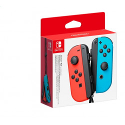 SWITCH - PAIRE DE MANETTE JOY-CON BLEU/ROUGE
