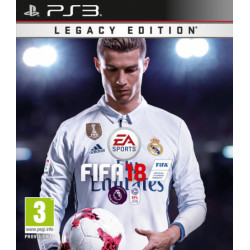 PS3- FIFA  2018