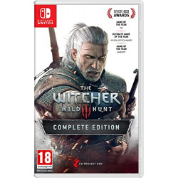 SWITCH - THE WITCHER 3 VF
