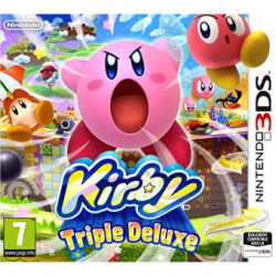 3DS - KIRBY TRIPLE DELUXE VF
