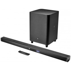 BARRE DE SON JBL BAR31BLKEP 3.1  450W BT SS FIL