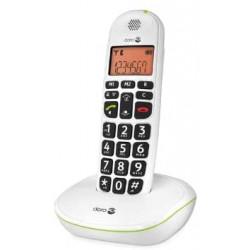 TEL SFIL MONO DORO PHONE EASY100W BLANC