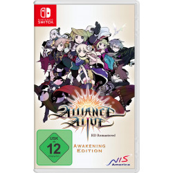SWITCH - THE ALLIANCE ALIVE HD REMASTERED
