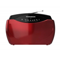 RADIO PORTABLE THOMSON RT223 AM/FM ROUGE