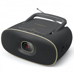 RADIO CD MUSE MD202VT 4W NOIR