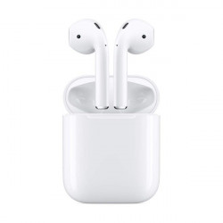 CASQUE APPLE AIRPODS BOITIER CHARGE