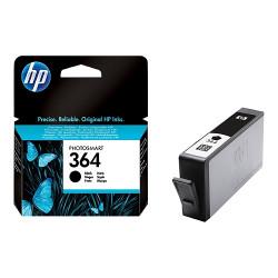 CARTOUCHE HP364 BLACK