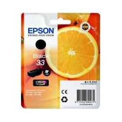 CARTOUCHE EPSON C13T33314012 ORANGE NOIR