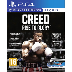 PS4 - CREED RISE OF GLORY VF (PLAYSTATION VR)