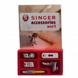 KIT ACCESSOIRES BOX1 SINGER - PIEDS DE BICHES