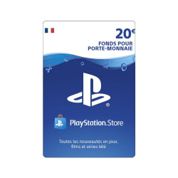 PS4 - CARTE PLAYSTATION STORE 20€