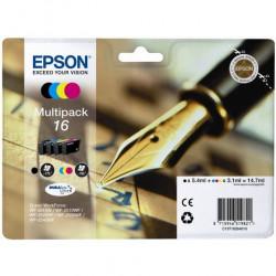 CARTOUCHE EPSON C13T16264012 PACK STYLO