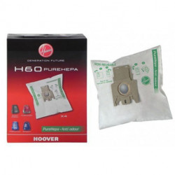 SAC ASPIRATEUR HOOVER H60 X4