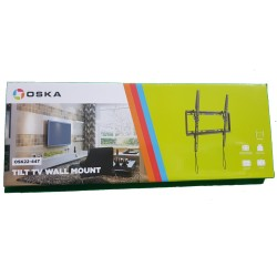 SUPPORT MURAL INCLINABLE OSKA OSK2244T TILT 32-55 BLACK