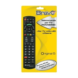 TELECOMMANDE BRAVO TC-ORIGINAL-5 PANASONIC