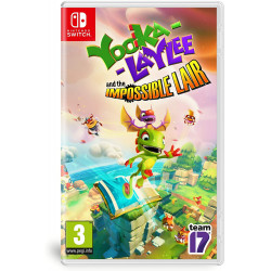 SWITCH - YOOKA-LAYLEE AND THE IMPOSSIBLE LAIR VF