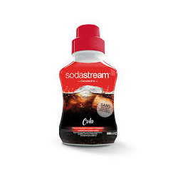 SIROP SODA SODASTREAM COLA 500ML